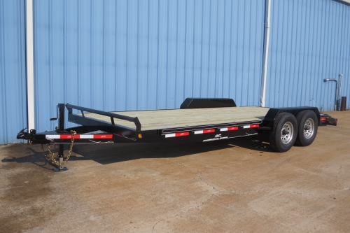 Features and Benefits of Used Car Hauling Trailers