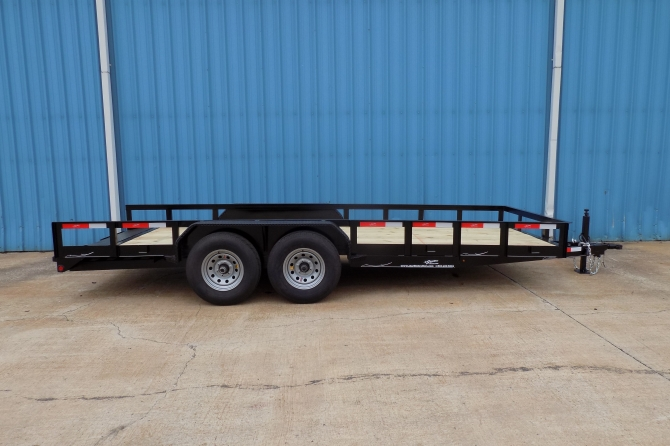 Manufacturers of Car Haulers-Auto Haulers-Equipment Haulers Tulsa