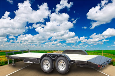 Car, Auto & Equipment Haulers